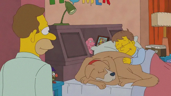 Homer Dad's Good Intentions