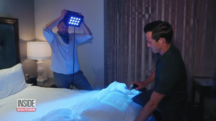 Investigators Set Up A Trap To See If Hotels Change Their Sheets During The COVID-19 Pandemic - They All Fail