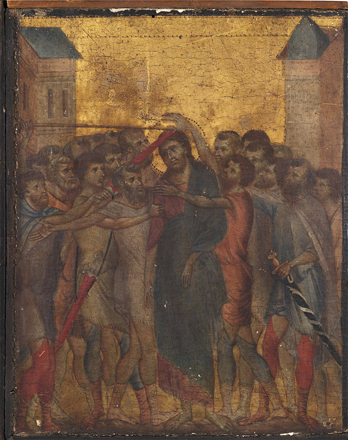 """Christ Mocked""— worth up to $6.6M"