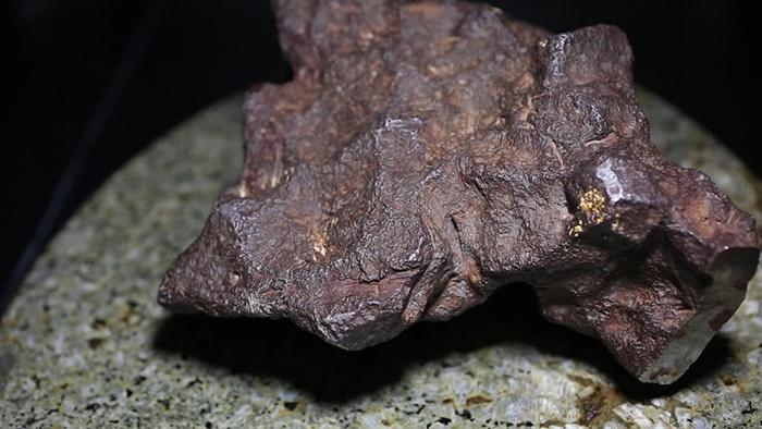 Edmore meteorite—worth $100K