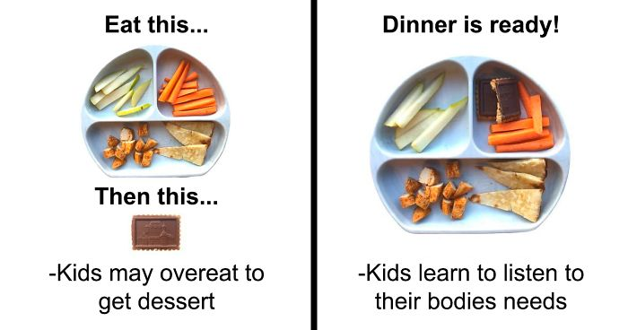 This Nutritionist Shares Practical Advice About Kids' Psychology When It Comes To Food (30 Pics)