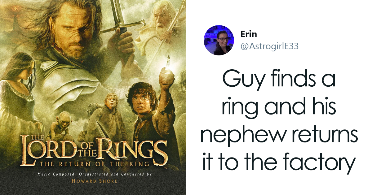 "Filmmaker Asks People To Describe Their Favorite Movie ""As Boring As Possible"" And They Deliver (76 Tweets)"