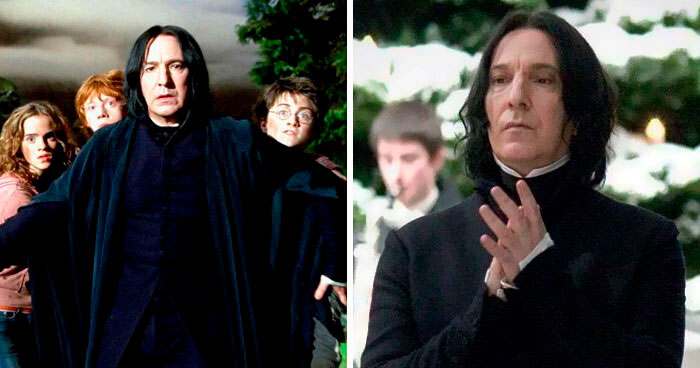 Harry Potter Fans Are Sharing Small But Poignant Details They Noticed About Severus Snape (30 Pics)