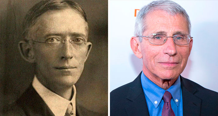 Turns Out, Dr. Fauci And The 20th Century Epidemiologist Thomas Tuttle Shared Similar Advice For Ending Pandemics
