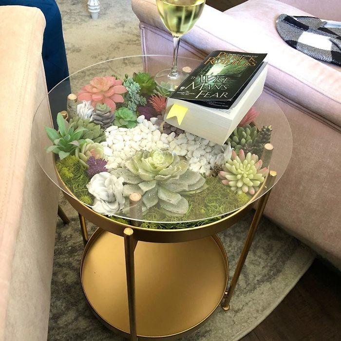 Succulent-Tables