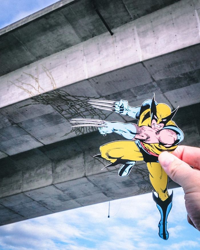This Artist Brings Joy To The Streets Of Cities With His Art