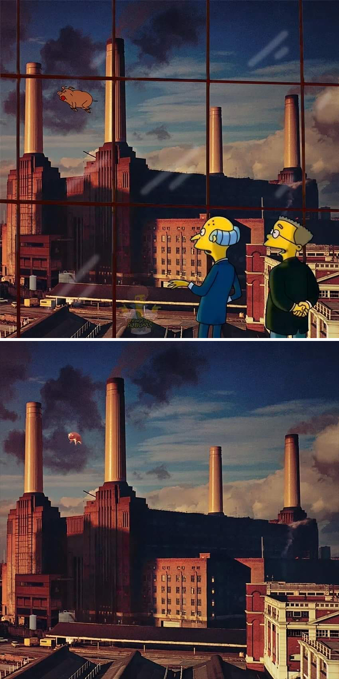 Simpsons-Springfield-Albums-Music-Covers