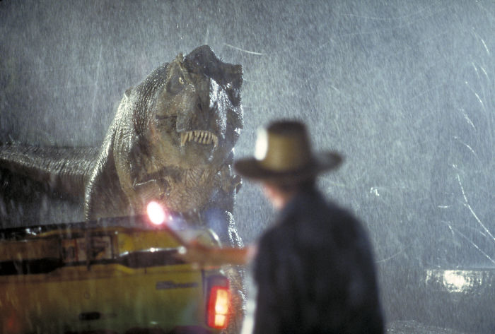 The Crew Had To Have Safety Meetings About The T. Rex