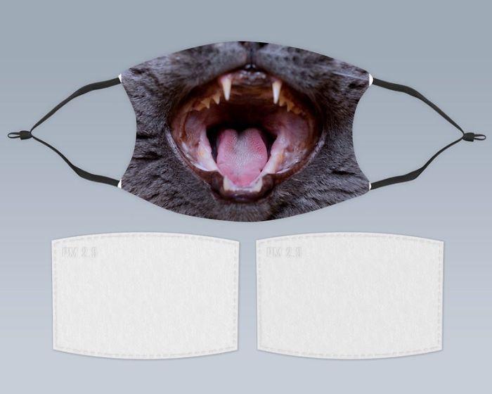 Realistic-Cat-Face-Masks