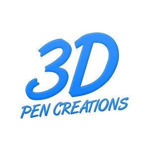 3D pen creations