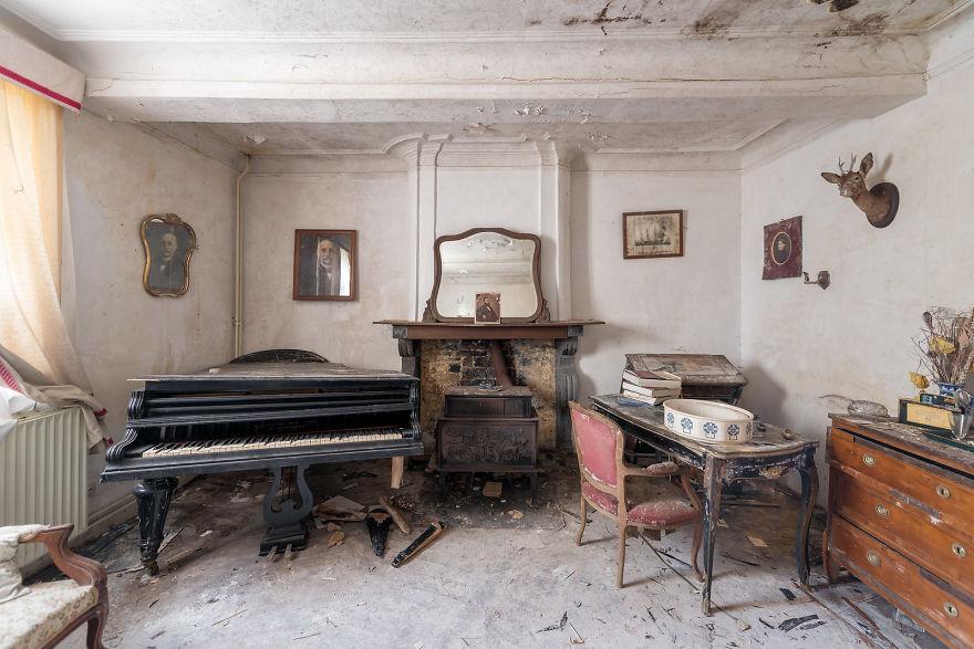 Sentimental Education (Abandoned Presbytery, Belgium)