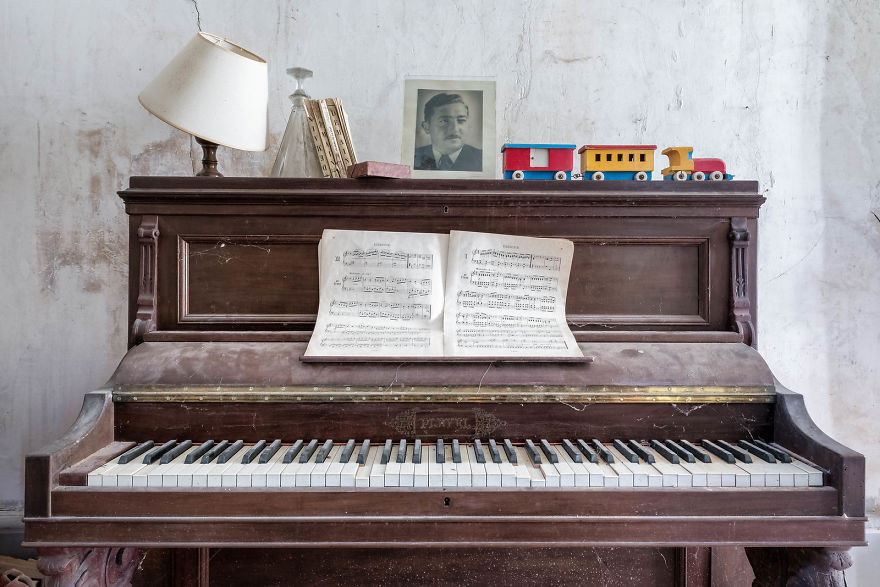 The Doctor's Melody (Abandoned Castle, France)