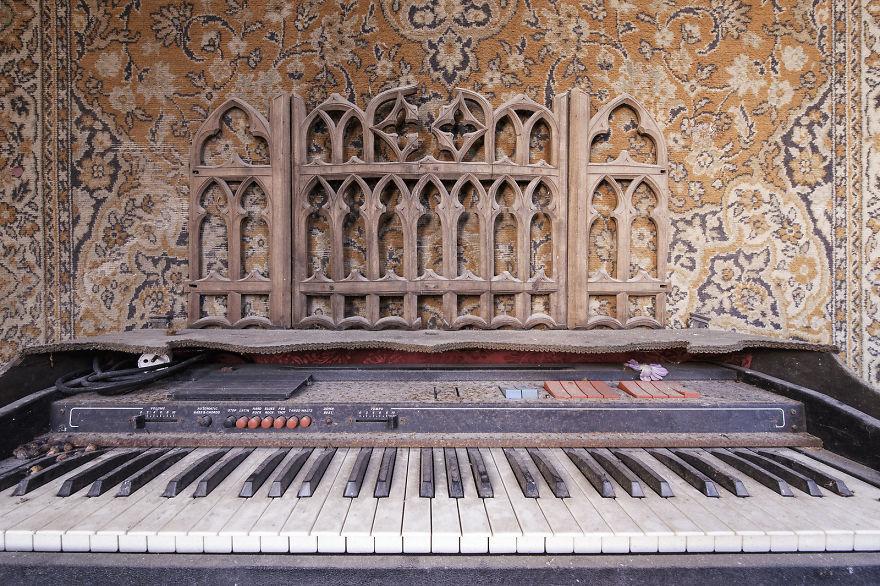 Unplugged Lullaby (Abandoned Castle, France)