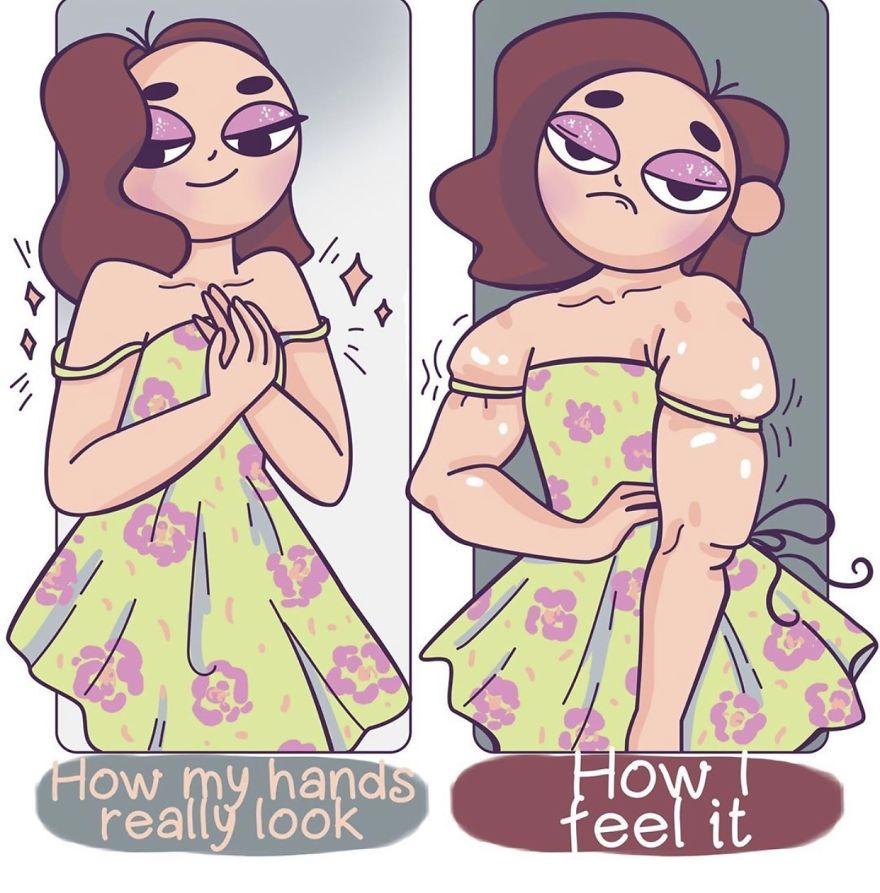 Comics-Summer-Season-Girl-Problems-Bloome-Comics