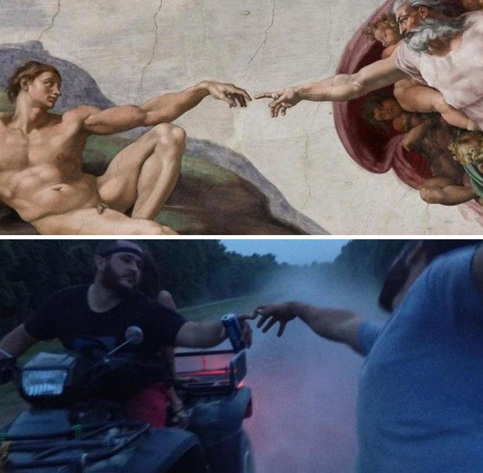 Art Recreation Challenge