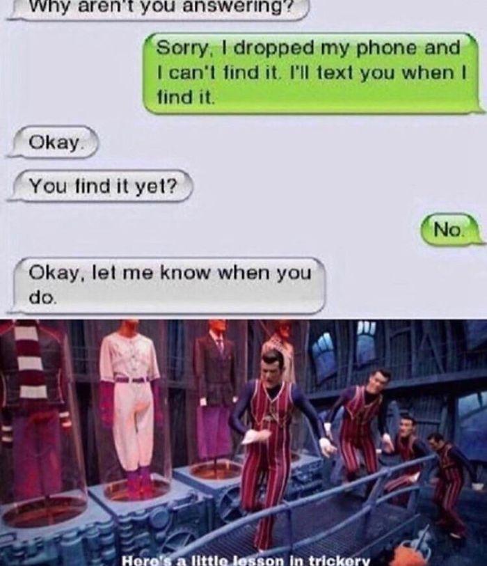 The Best Trickery