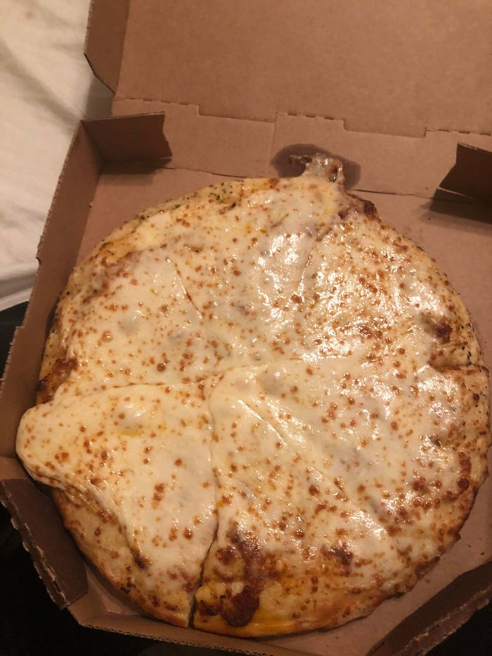 Asked For Extra Cheese