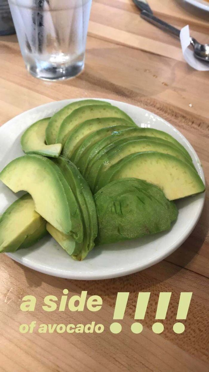 """Can I Have Avocado On The Side?"""