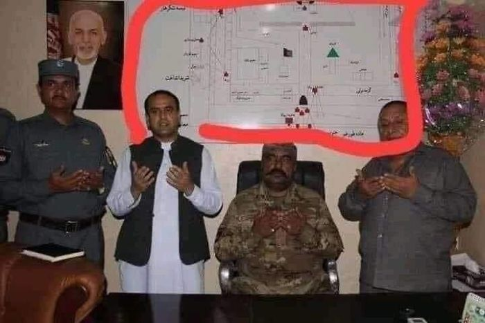 What Could Go Wrong If I Post My Pic With A Full Map Of The Prison Behind Me (2 Days Later, A Terrorist Group Attacked And Freed Everyone There—happened In Nangarhar, Afghanistan)