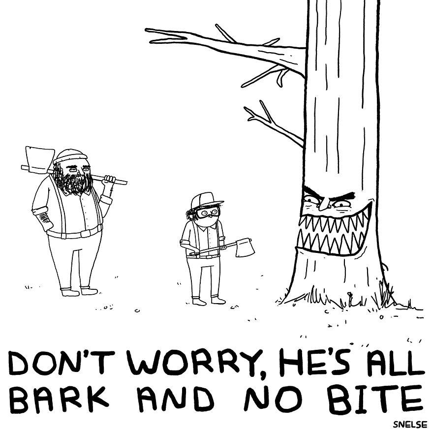All Bark No Bite