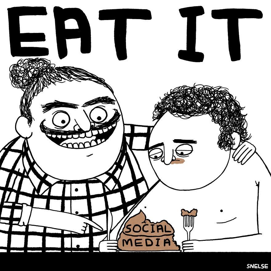 Eat S***