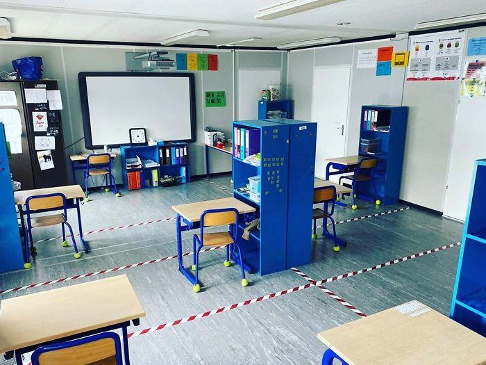 Corona Classroom