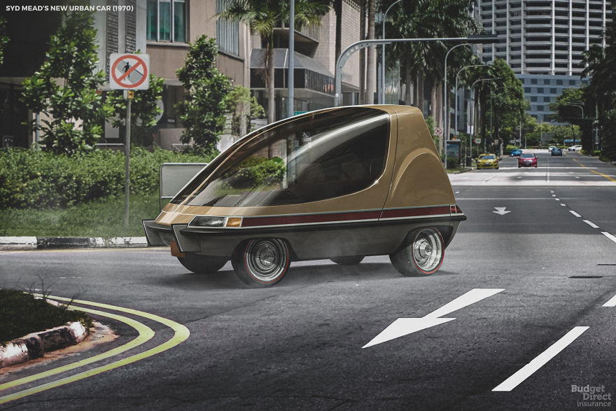 Designers Recreate 7 Futuristic Vehicle Designs From The 1900s That Never Happened