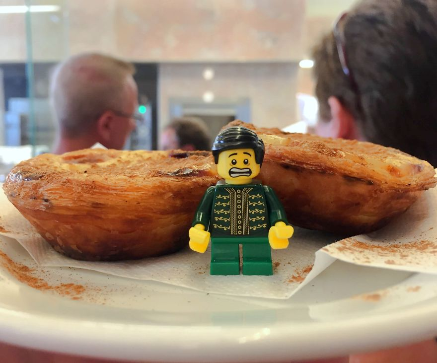 How Fat Can You Get From Pastéis De Nata The Traditional Portuguese Custard Tarts?