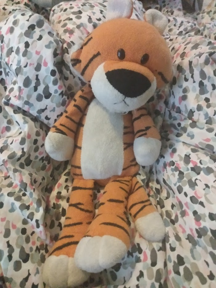 One Of My Most Notable Is Hobbes, Who I've Had Since I Was About 9 (I'm 15 Now)