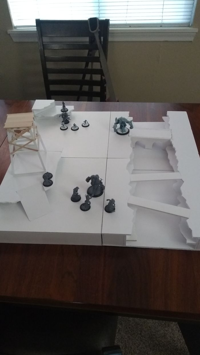 Tabletop Rpgs (Pathfinder Mostly) And Wargaming (Malifaux, Warhammer, Age Of Sigmar, Warmachine, Hordes, Etc) And The Crafting And Model Painting That Goes With It