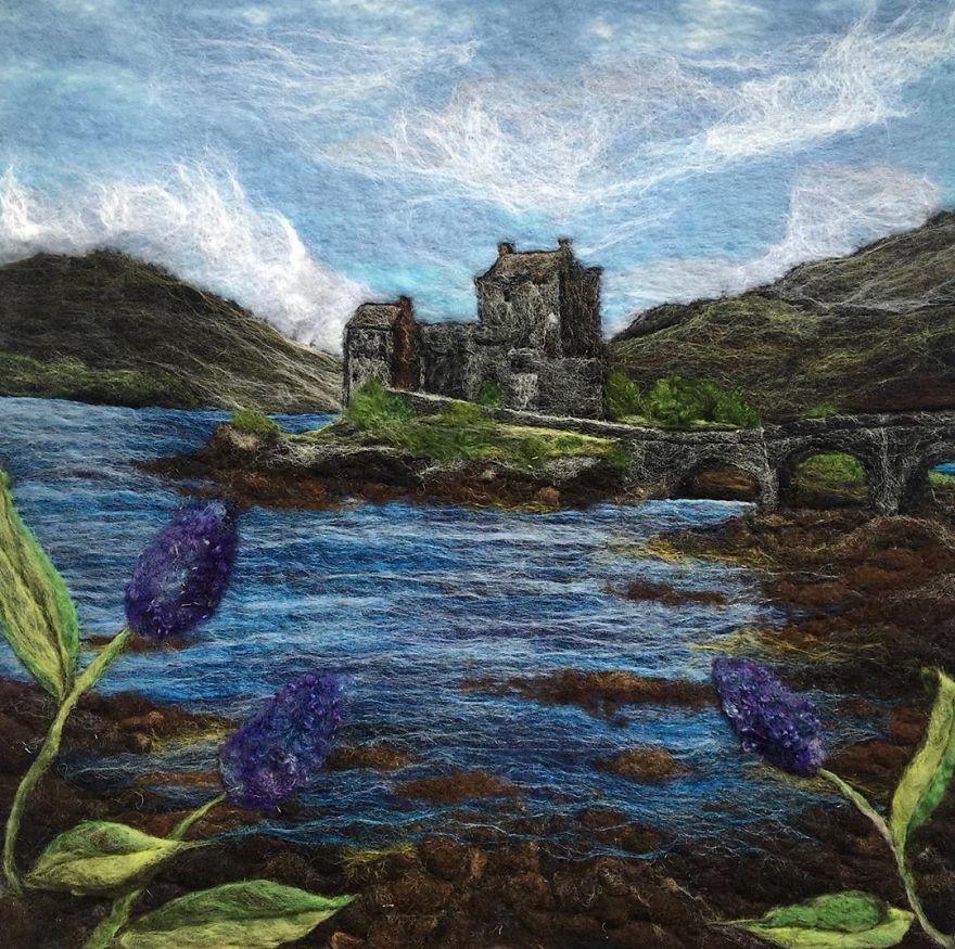 Scottish Castle, Eilean Donan