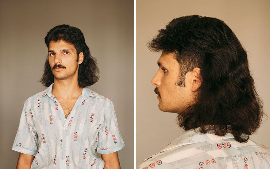 The Best Mullet Fest 2020 Hairstyles Captured By A Professional Photographer