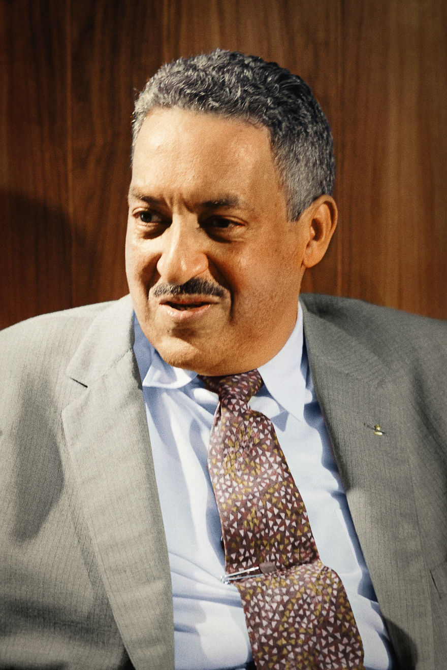 Thurgood Marshall, Attorney For The Naacp