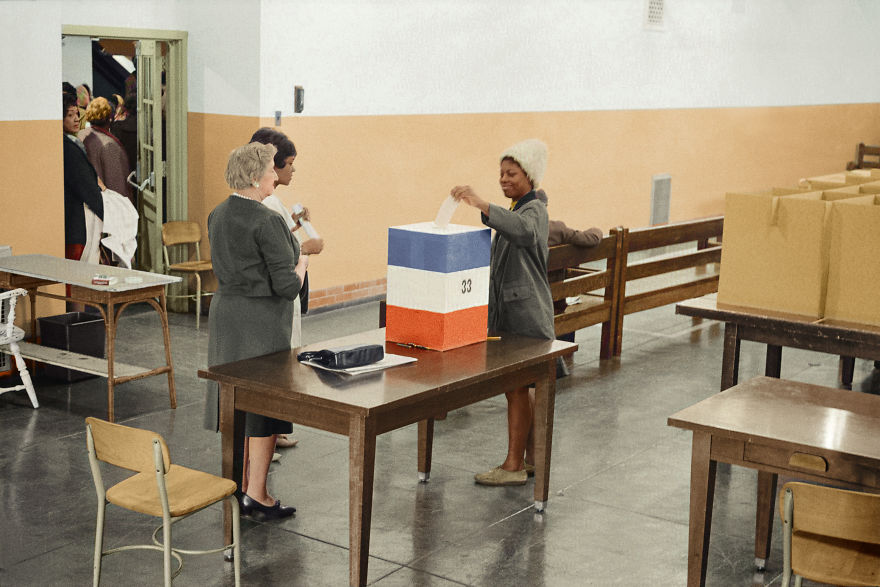 Negro Voting In Cardoza
