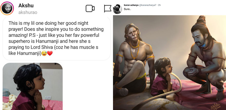 Artist-Edits-People-Photo-Mythological-Characters-Karan-Acharya