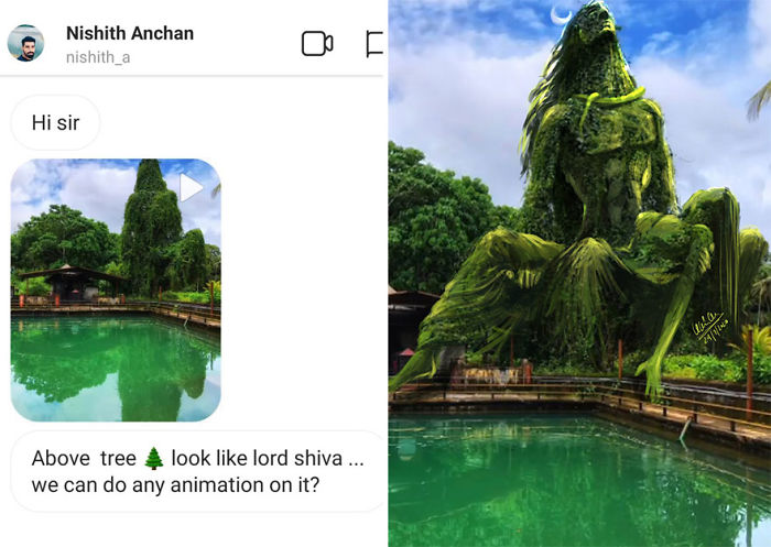 People Ask This Artist To Edit Their Pics And He Absolutely Nails It (17 Pics)