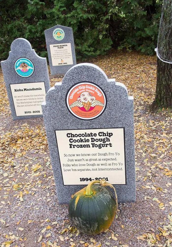 Chocolate Chip Cookie Dough Frozen Yogurt (1994 - 2001)