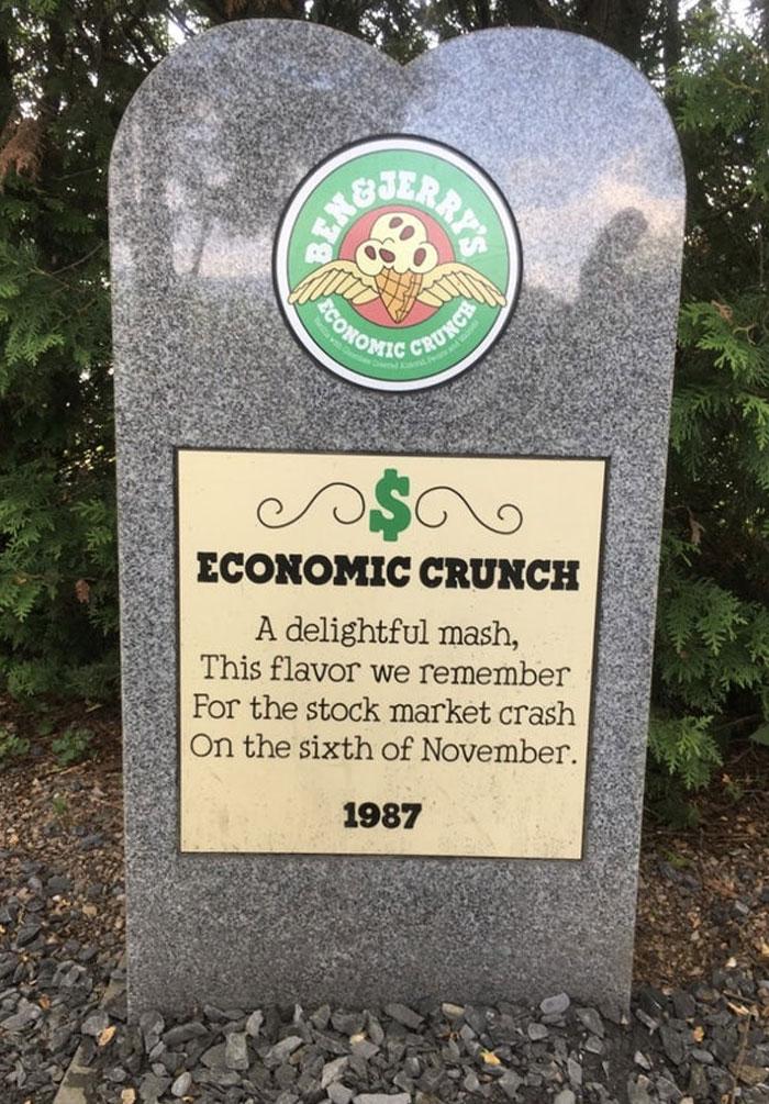 Economic Crunch (1987 - 1987)