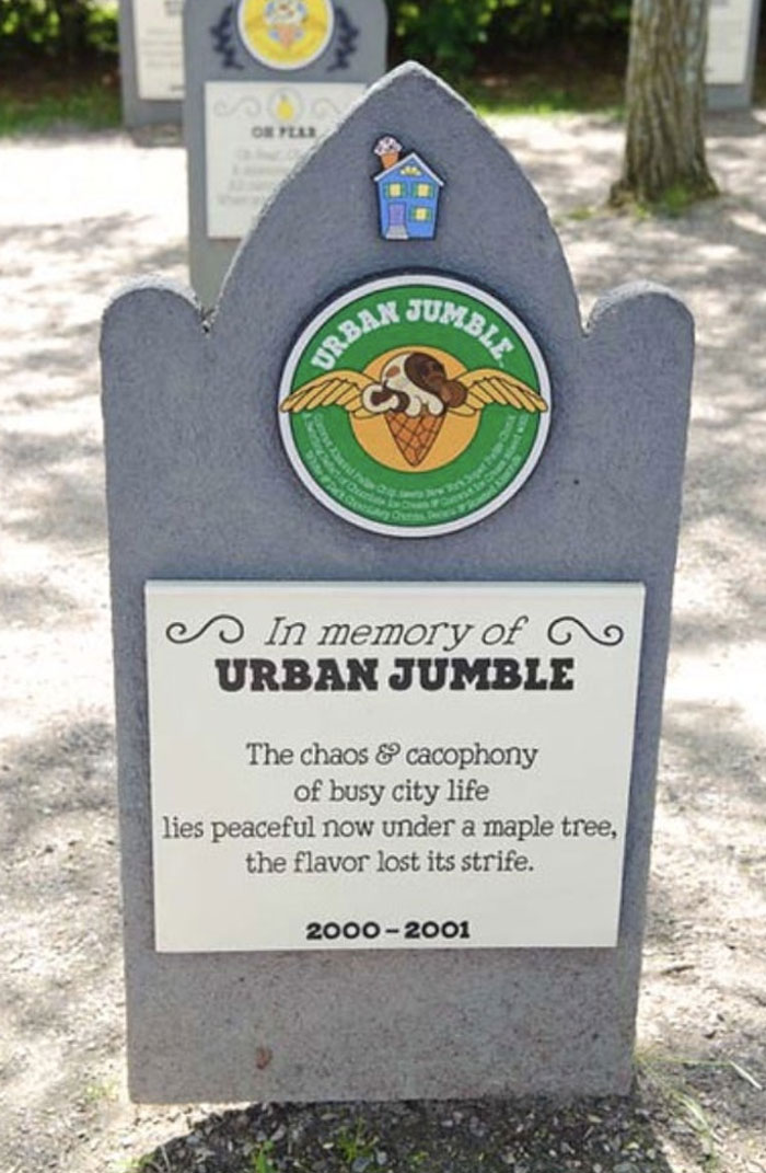 Urban Jumble (2000 - 2001)