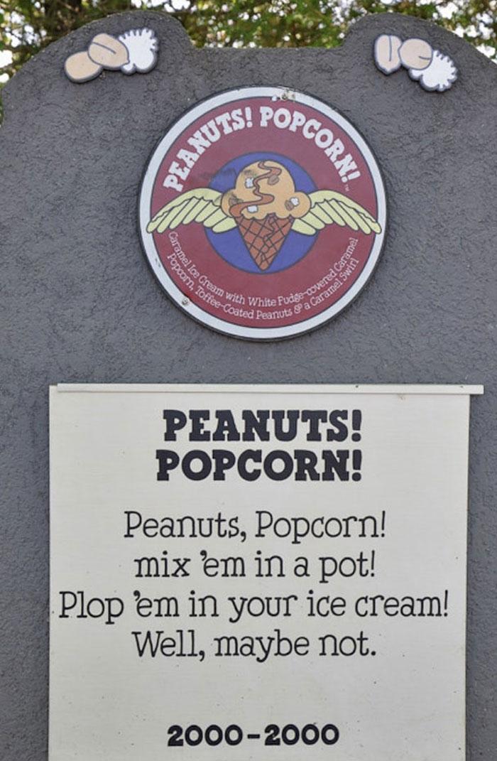 Peanuts! Popcorn! (2000 - 2000)
