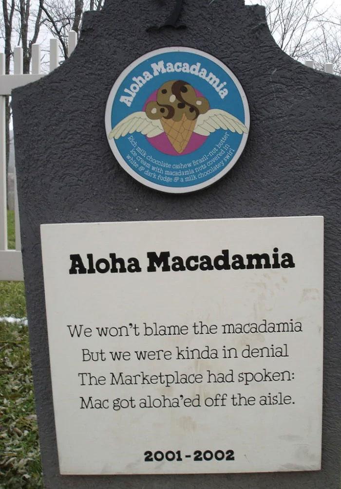 Aloha Macadamia (2001 - 2002)