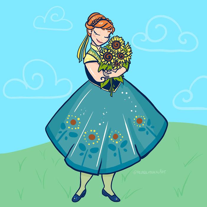 Принцессы Диснея