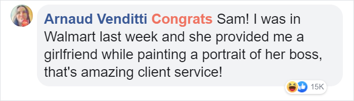 Walmart Congratulates Their Cashier Of The Week And People Start Sharing Hilarious Stories About Her