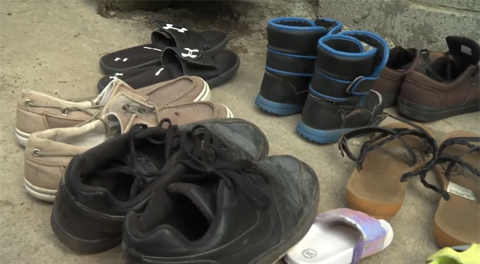 This Cat Loves Stealing His Neighbors' Shoes So Much, His Owner Even Created A Facebook Group To Return Them