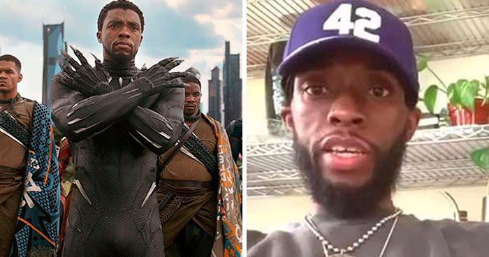 People Who Mocked Chadwick Boseman For His Weight Loss Now Feel Awful And Hopefully It Teaches Them A Lesson