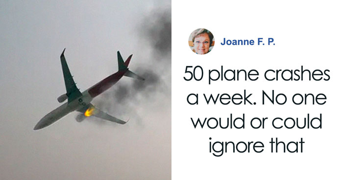 Viral Plane Analogy Explains Just How Bad The Coronavirus Situation In The USA Really Is