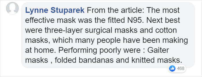 Scientists Test The Efficacy Of 14 Masks, Find One Actually Increases The Risk Of Getting Infected