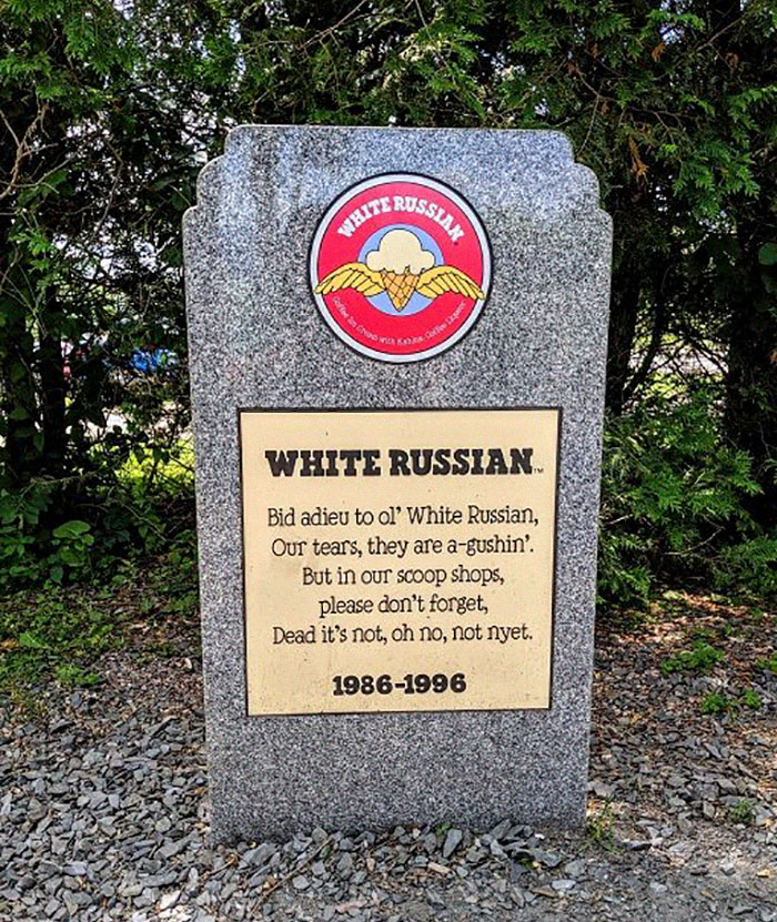 White Russian (1986 - 1996)