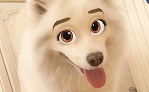 Este nuevo filtro de Snapchat hace que tu perro parezca un personaje Disney, y aquí tienes 30 de los mejores resultados