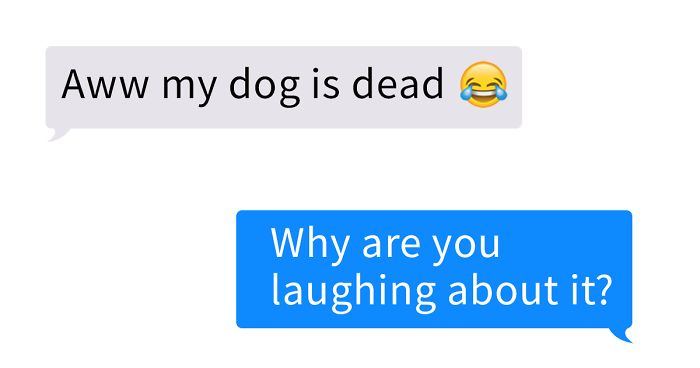 30 Old People Using The 😂 Emoji Without Knowing The Meaning Of It